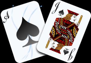 blackjack-hand