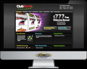 club world casino imac