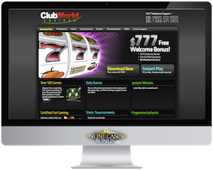 club world casino imac