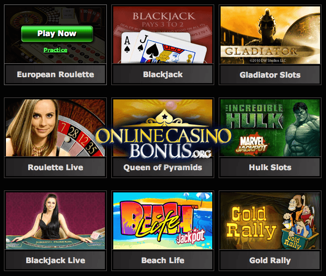 mansion online casino ocean online games