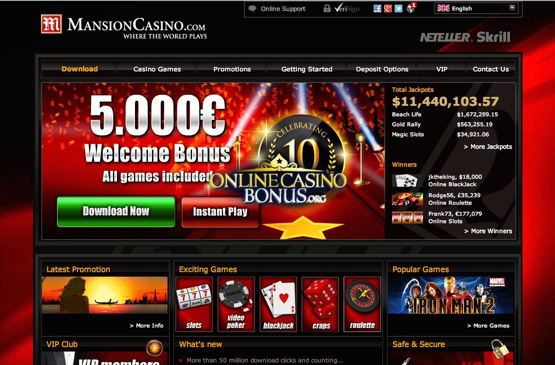 Masion Casino
