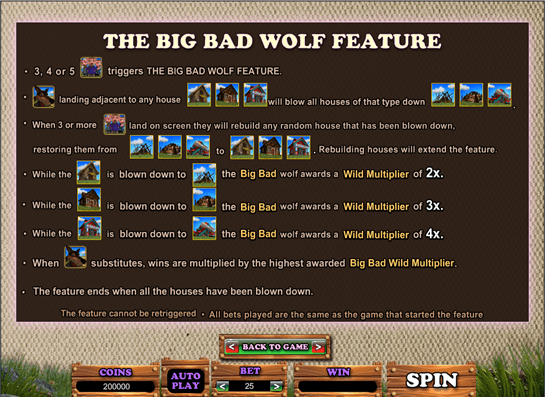 the big bad wolf feature