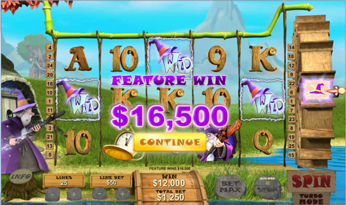 fortune hill slot big win