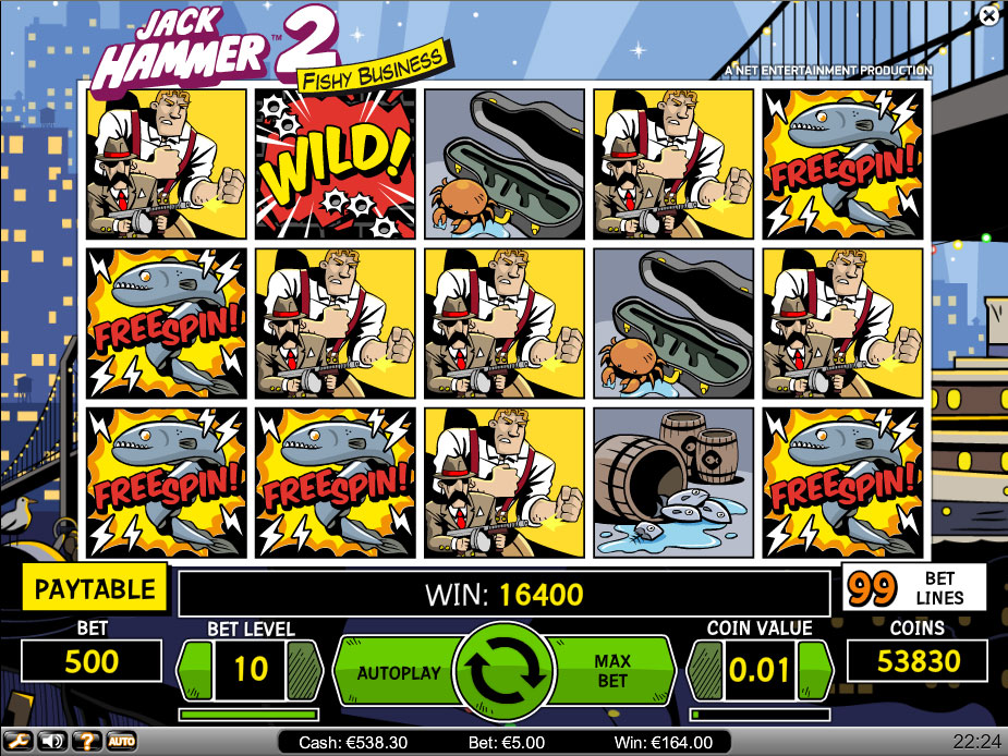 casino slots for free online hammer 2