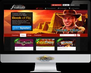 casino fantasia mobile