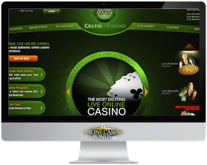 celtic casino imac