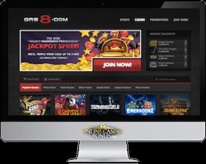 gr88 casino in an imac