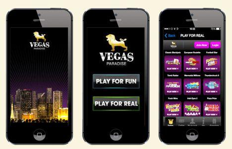 iPhone Casino Vegas Paradise