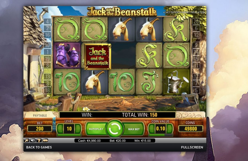 how much can you win on a slot machine