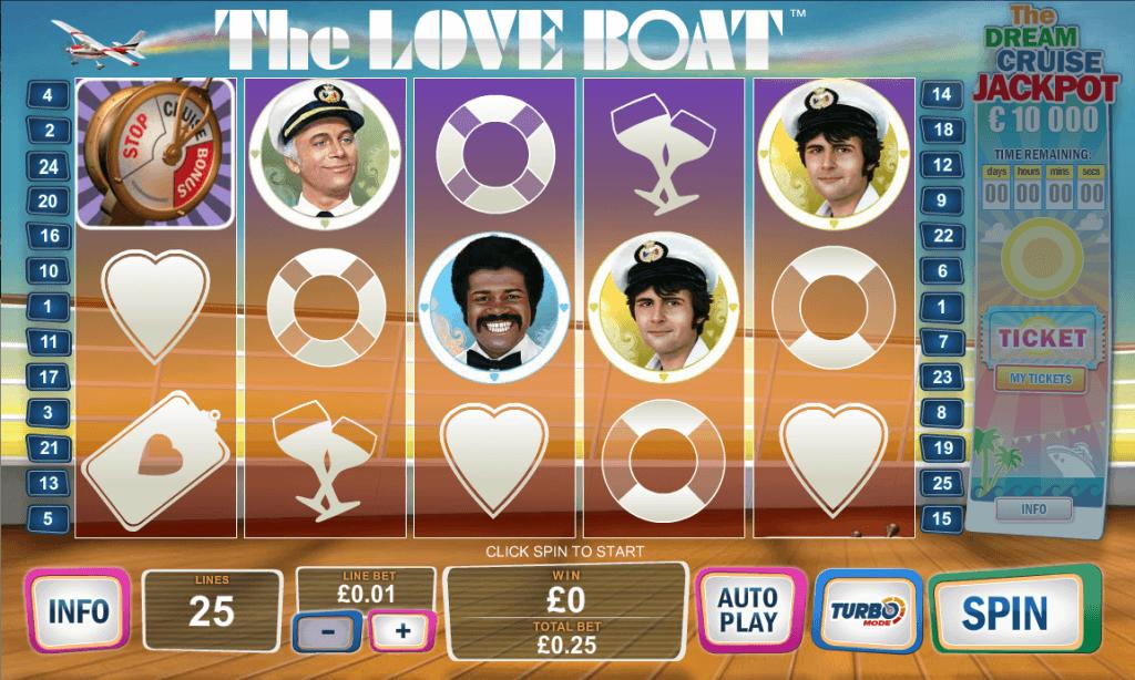 love boat slot