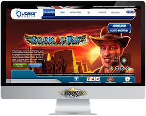 quasar gaming in an imac