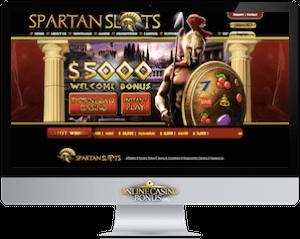 spartan slots imac