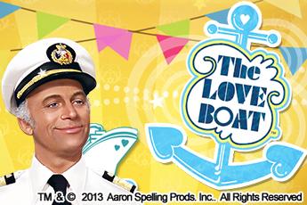 the love boat slot logo