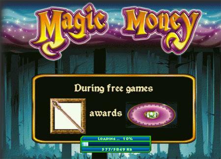 magic money slot