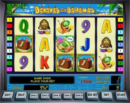 bananas go bahamas slot bonus