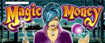 magic money slot log