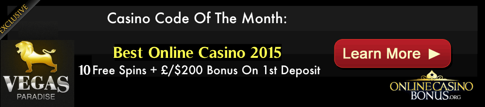 online casino bonus rating