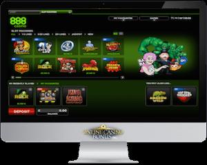 888 online casino bonuses