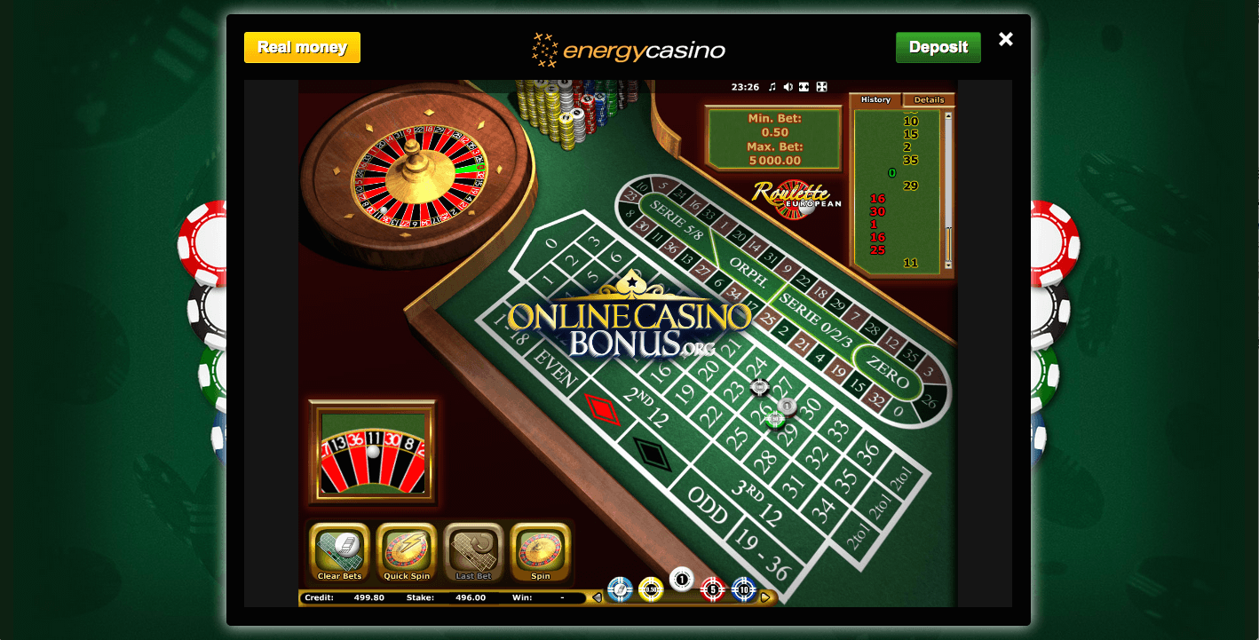 Бесплатные бонусы интернет-казино