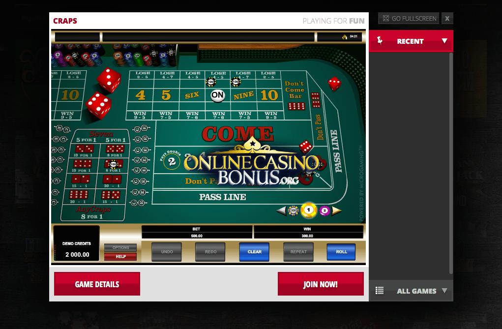 Beat casino craps fun slot casino