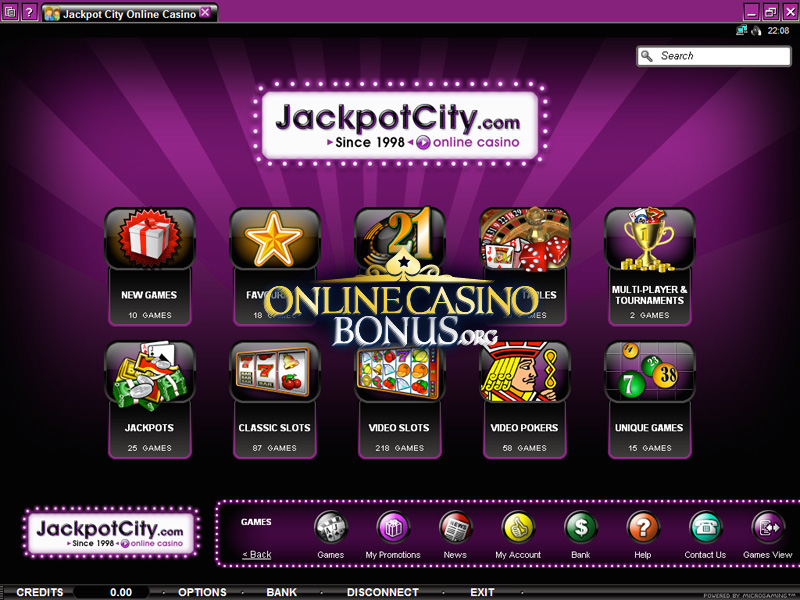 online casino city novo casino