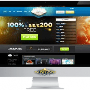 Jackpot Paradise Casino & Bonus View