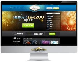 Jackpot Casino Paradise View & Bonus