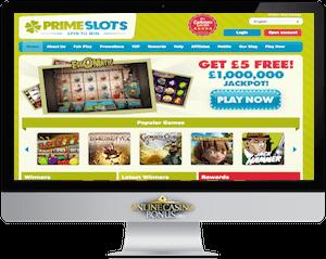 prime slots casino in an imac
