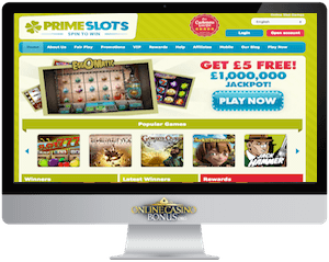 prime slots casino in an imac