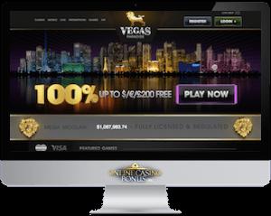 vegas paradise casino in an imac