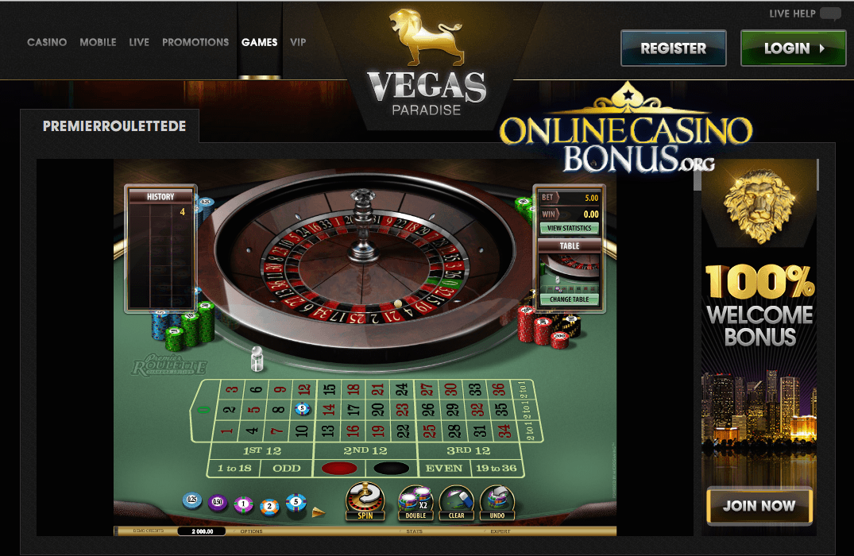 online casino bonus roulette große serie
