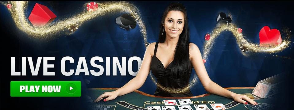 Live Dealer Baccarat Online Casino | Up to $/£/€400 Bonus | Casino.com