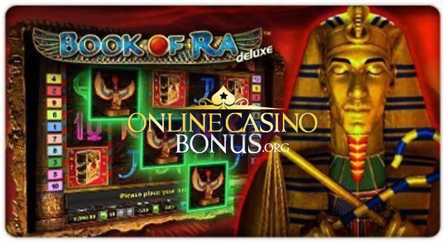 bonus online casino book of ran