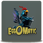 Eggomatic slot from netent