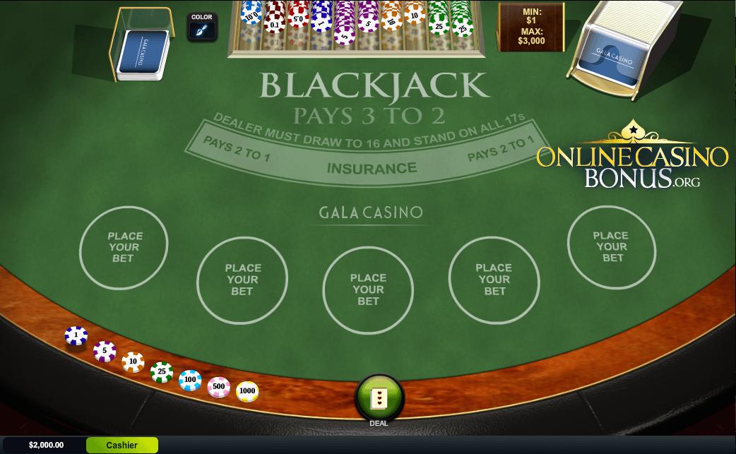 gala poker games