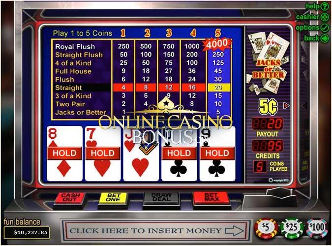 Cash casino poker video casino shake it