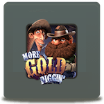 More Gold Diggin' Slot From BetSoft