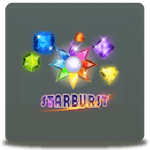 starburst slot from netent