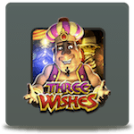 three wishes slot from betsoft