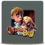 under the bed 3d slot from betsoft