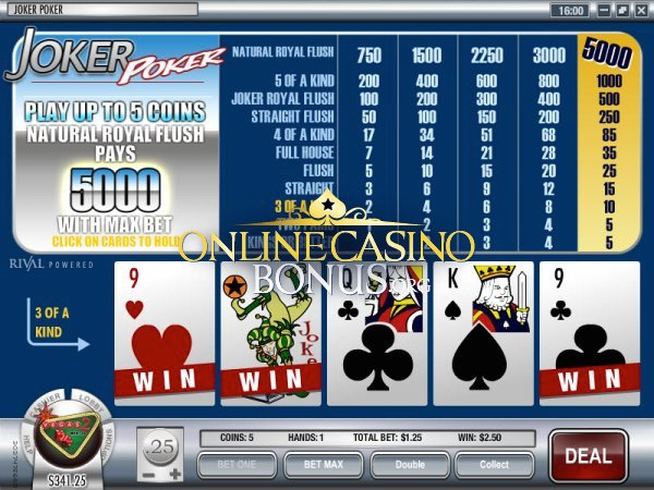sands online casino poker american