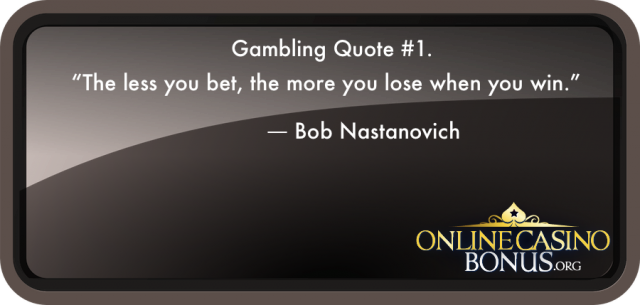 Any legal online gambling sites