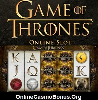 Game of Thrones Slot Machine