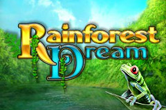 rainforest dream slot logo