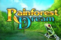 rainforest dream slot logo