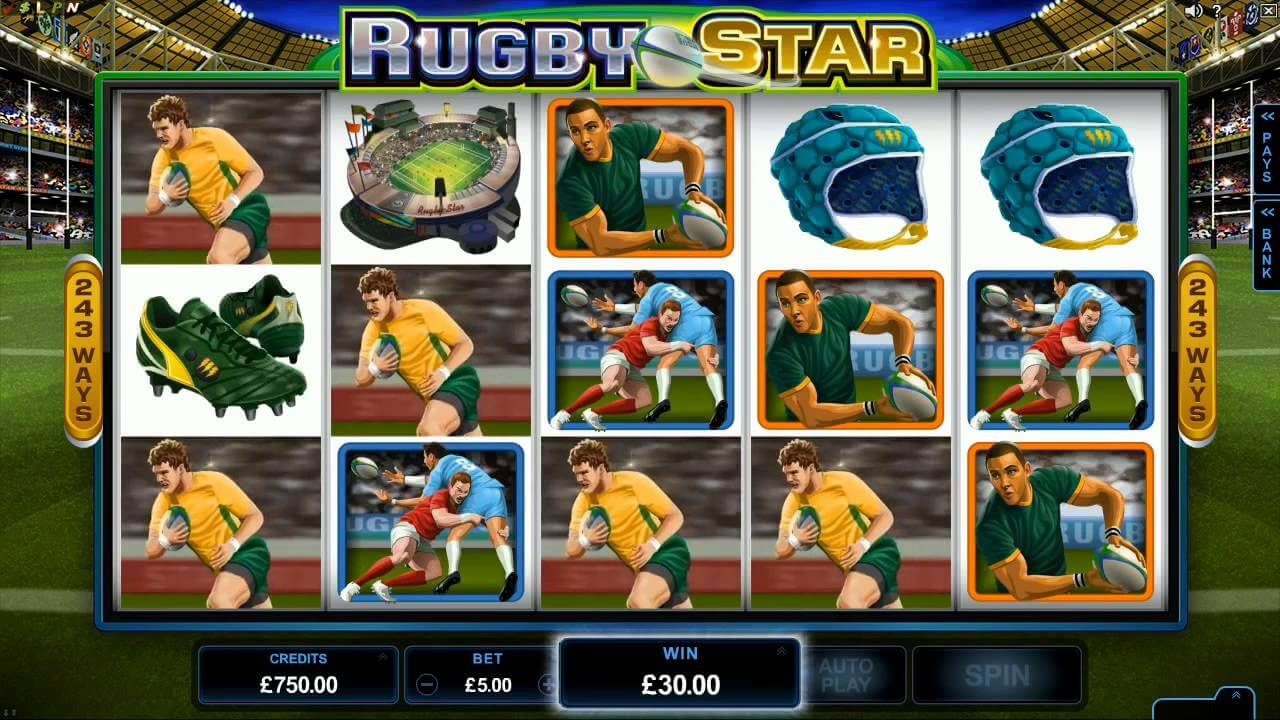 rugby-star-slot screenshot