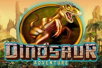 dinosaur-adventure-slot-logo