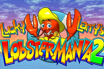 lucky-larrys-lobster-mania-2-slot-logo