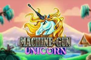 machine-gun-unicorn-slot-logo