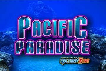 pacific-paradise-slot-logo